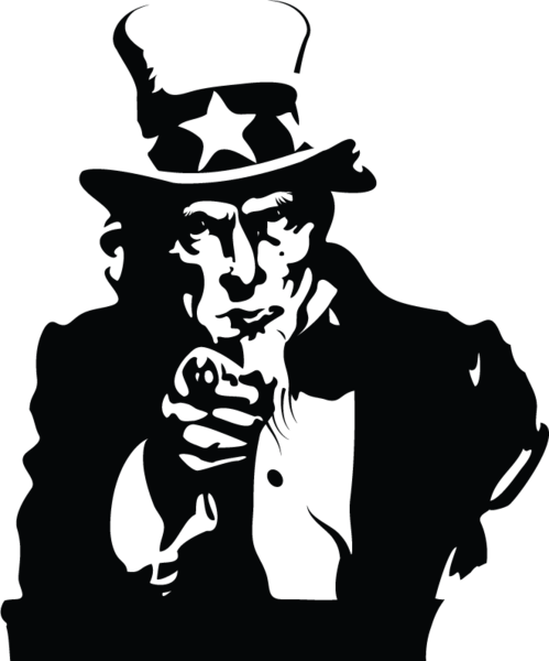 499x600 Uncle Sam Vector (Psd) Official Psds