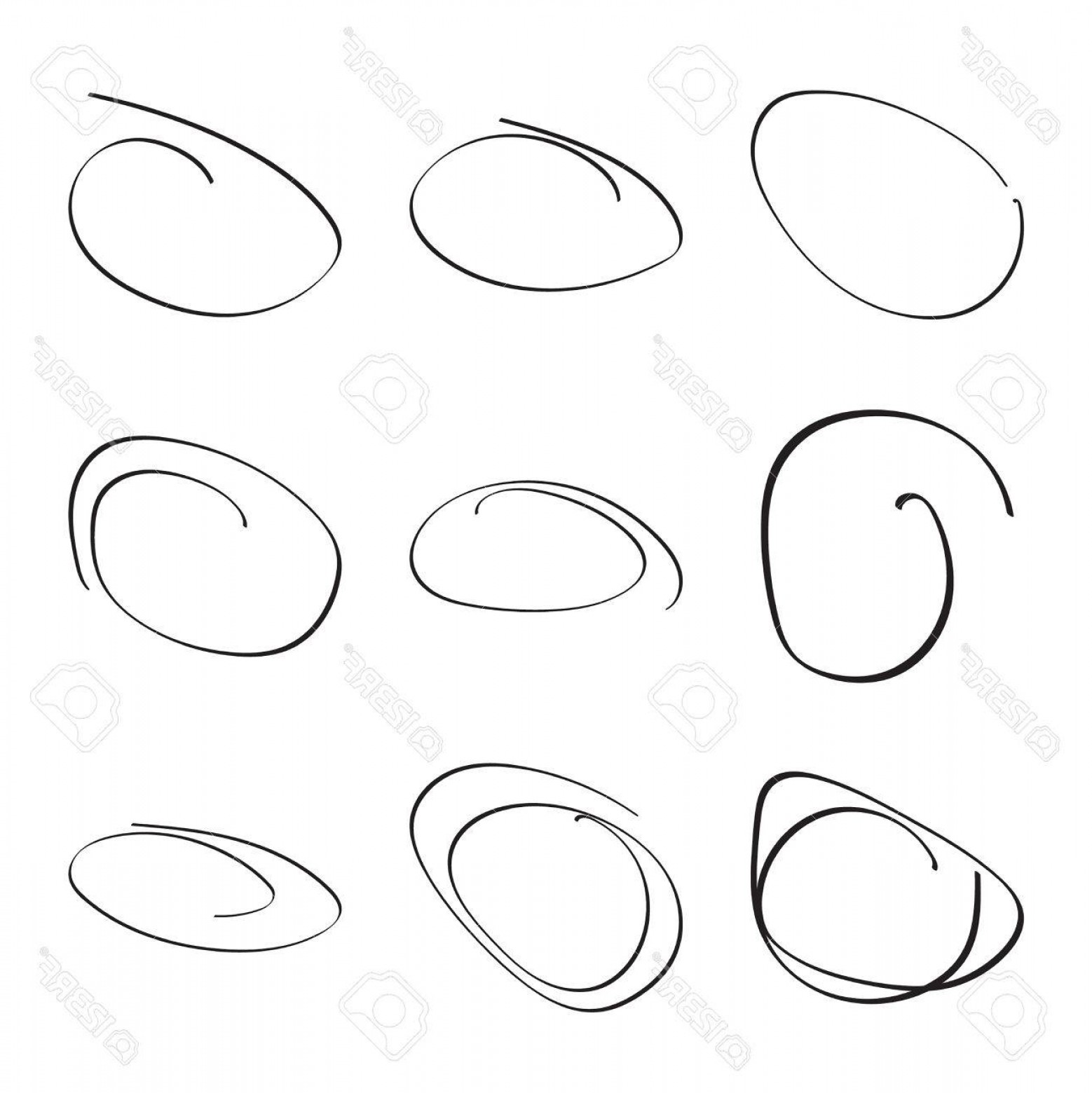 1558x1560 Underline Swirls Vector Shopatcloth