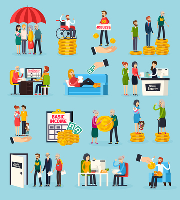 360x400 Unemployment On Curated Vector Illustrations, Stock Royalty Free