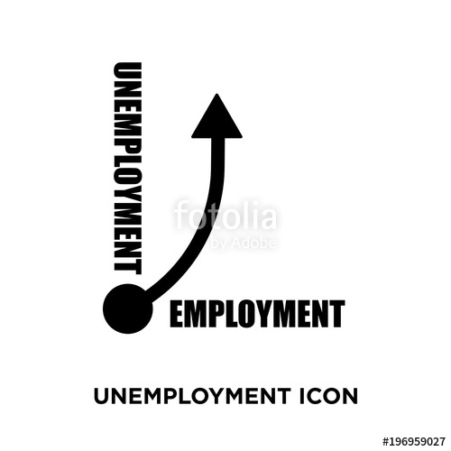 500x500 Unemployment Icon Stock Image And Royalty Free Vector Files On