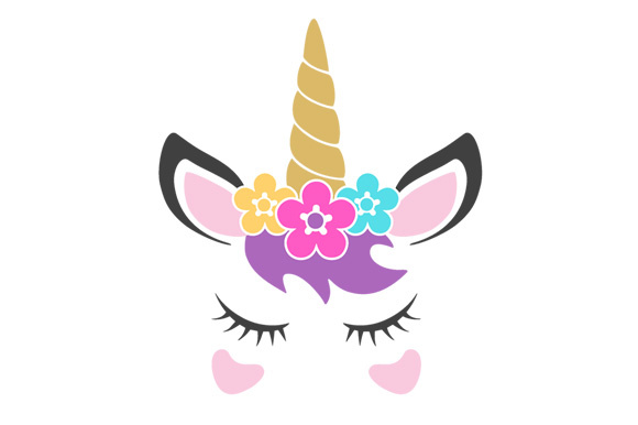 580x386 Unicorn Vector Design Graphic By Gleenart Graphic Design