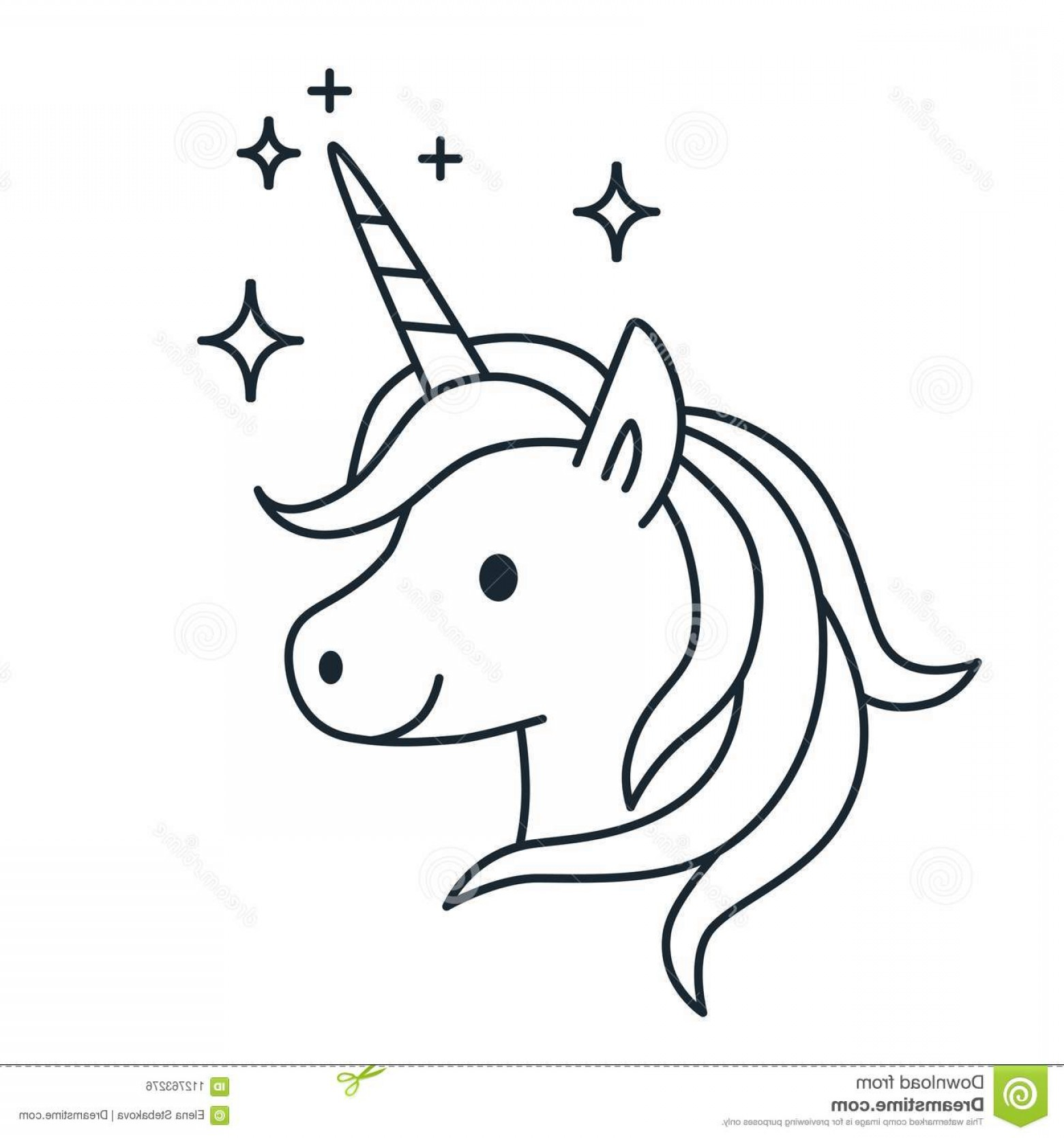 1560x1668 White Unicorn Vector Geekchicpro