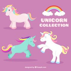 Unicorn Vector Free