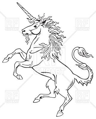 323x400 Mythological Heraldic Monster