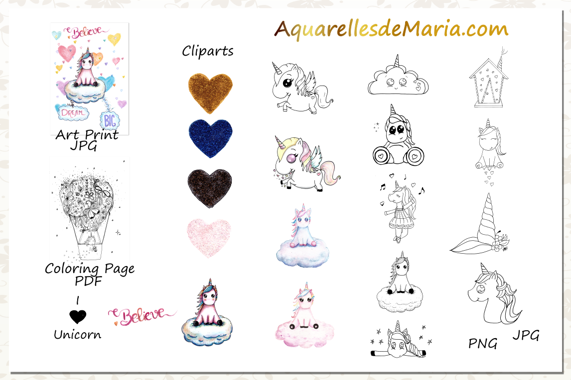 1146x764 Unicorn Vector And Clipart Collection