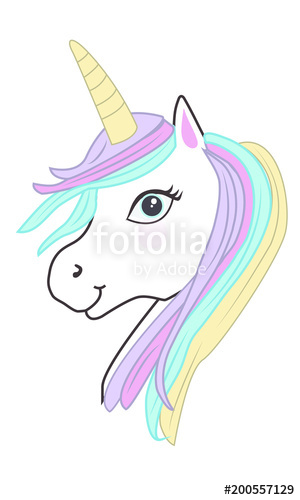 300x500 Unicornio Colores Stock Image And Royalty Free Vector Files On