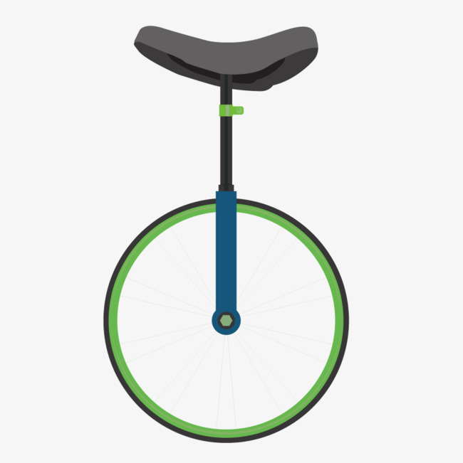 650x651 Vector Unicycle Bike, Bike Vector, Bicycle, Vector Png And Vector