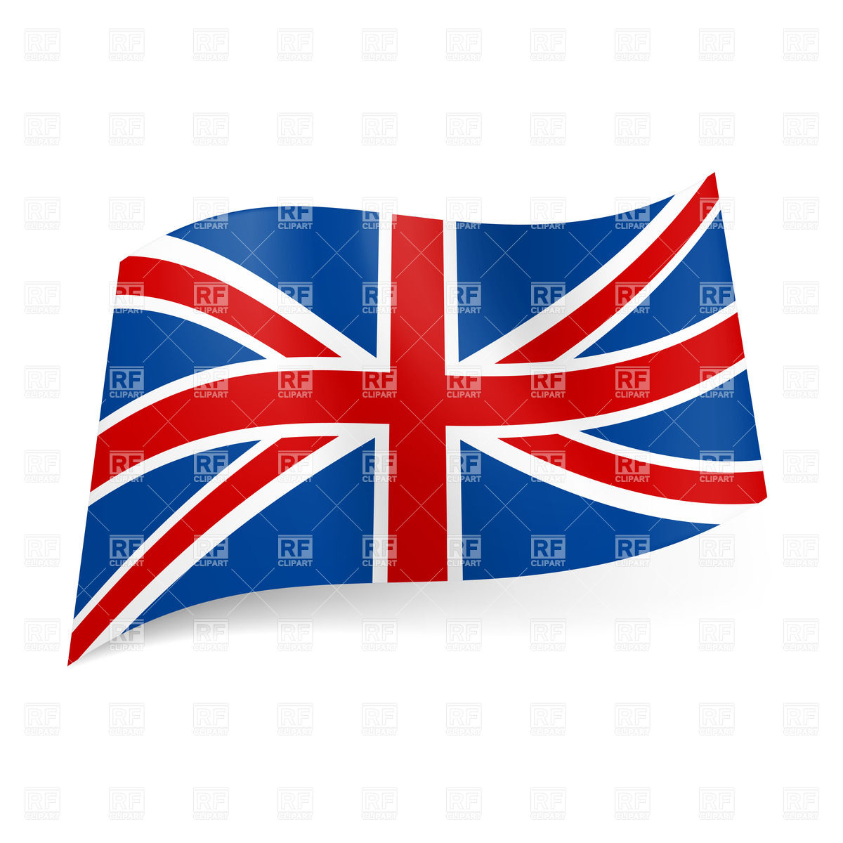 1200x1200 National Flag Of Great Britain