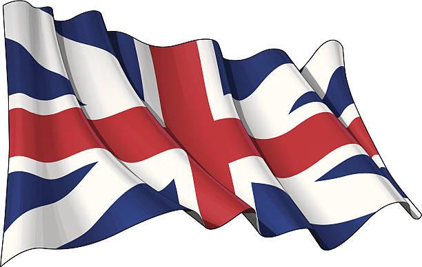 612x388 Royalty Free (Rf) Union Jack Flag Clipart, Illustrations, Vector