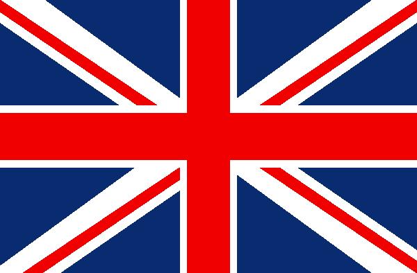600x394 Union Jack Flag Clip Art