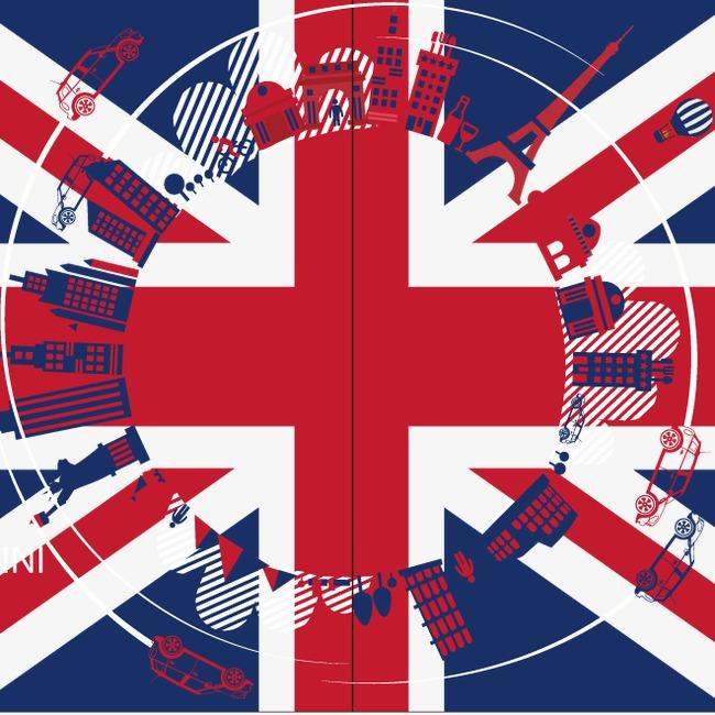 650x650 Vector Union Jack, Ring Architecture, Union Jack, United Kingdom