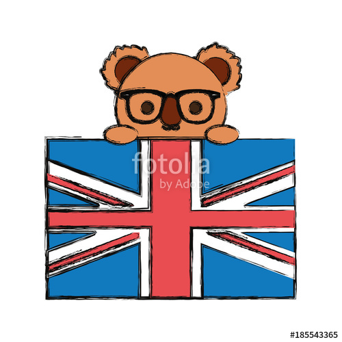 500x500 Flag Of Union Jack Vector Illustration Stock Image And Royalty