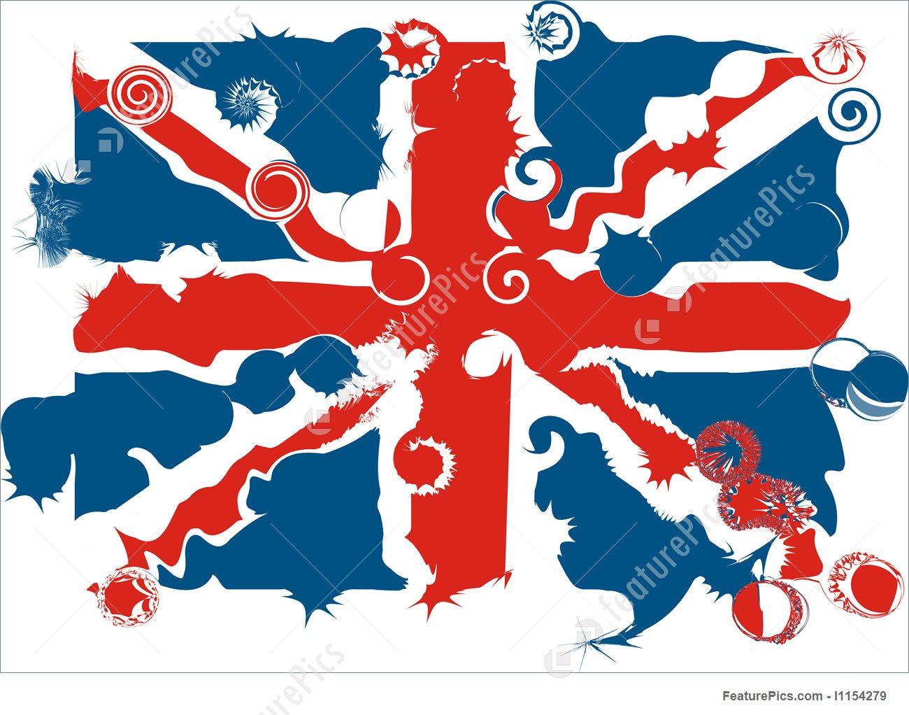 1300x1022 Distorted Union Jack