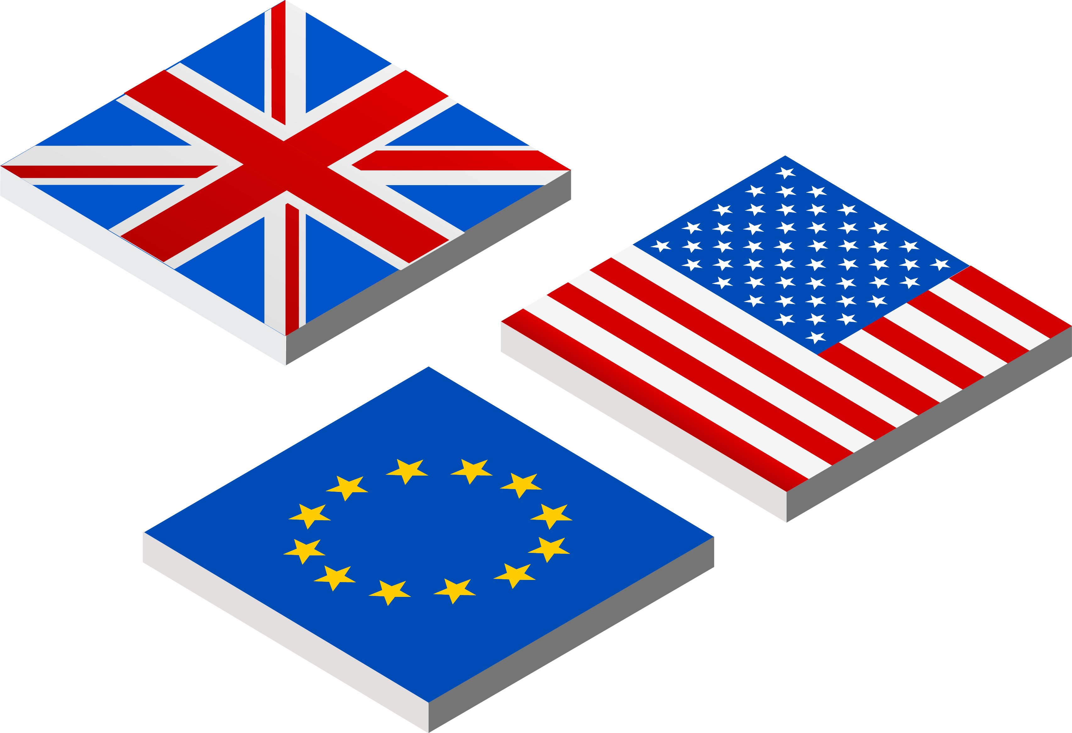 3410x2332 United Kingdom Flag Of The United States European Union Flag Of