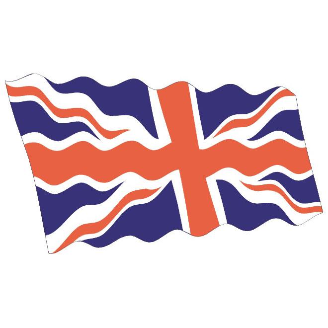 660x660 United Kingdom Vector Flag