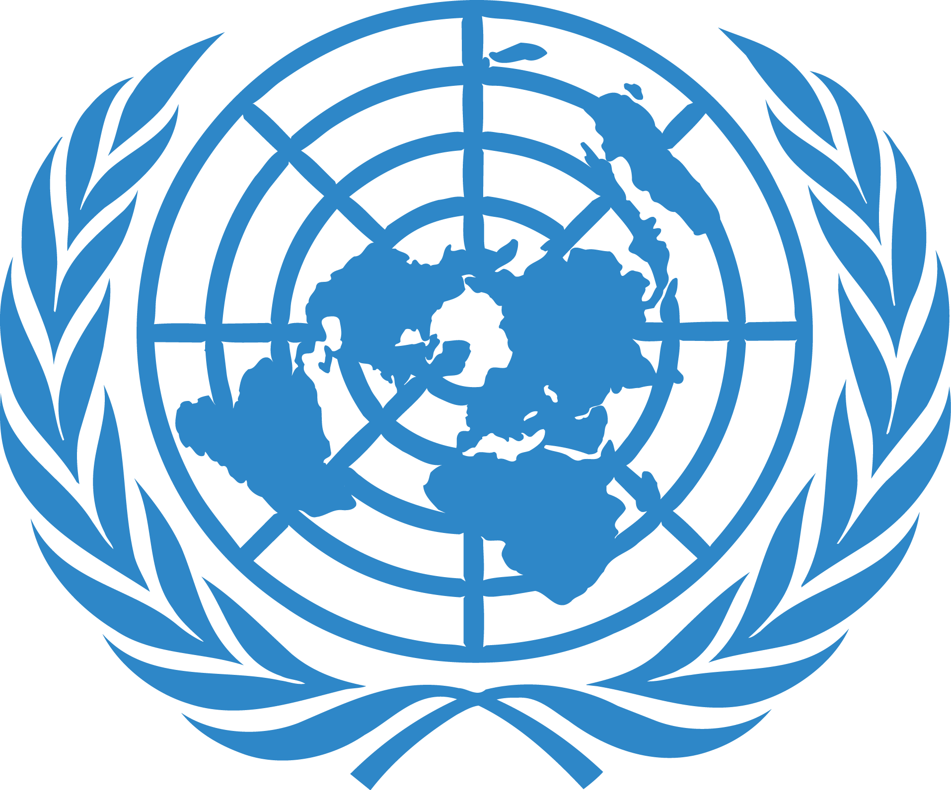 1915x1592 Un Logo [United Nations Pngampsvg Download