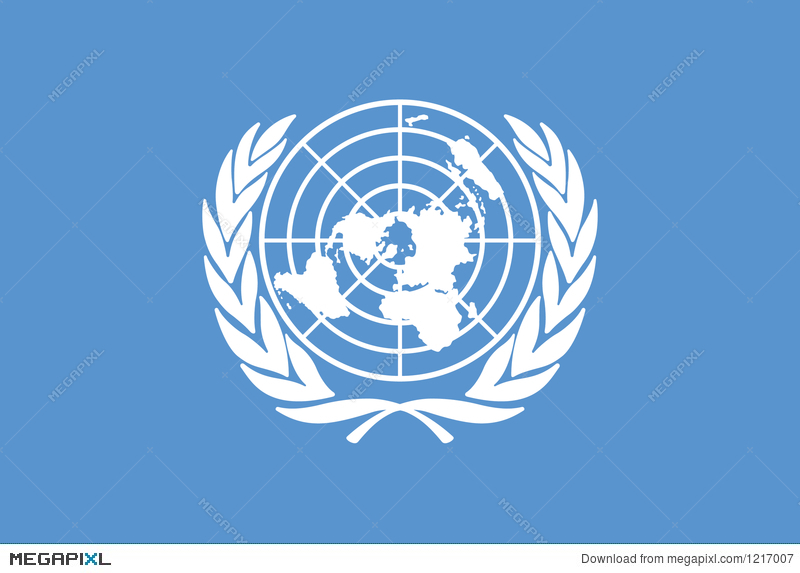 800x573 United Nations Flag Vector Illustration 1217007