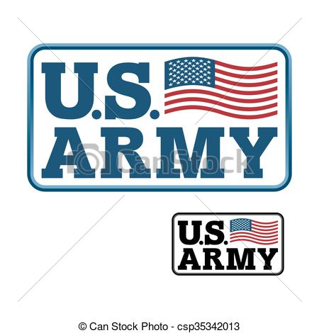 450x470 Us Army. Emblem For Army Of America. Flag Of United States America