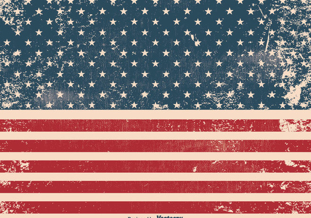 632x443 Grunge American Flag Background Free Vector Download 362079 Cannypic