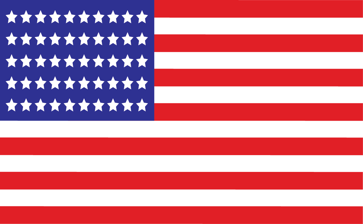 United States Flag Vector at GetDrawings | Free download