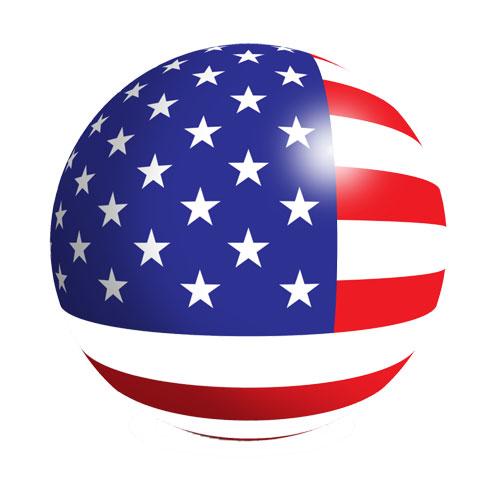 500x500 15 Best American Flag Vectors