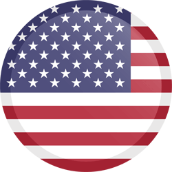 250x250 The United States Flag Vector