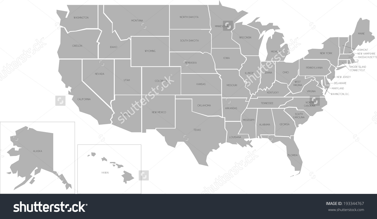 United States Vector at GetDrawings.com | Free for personal ...
