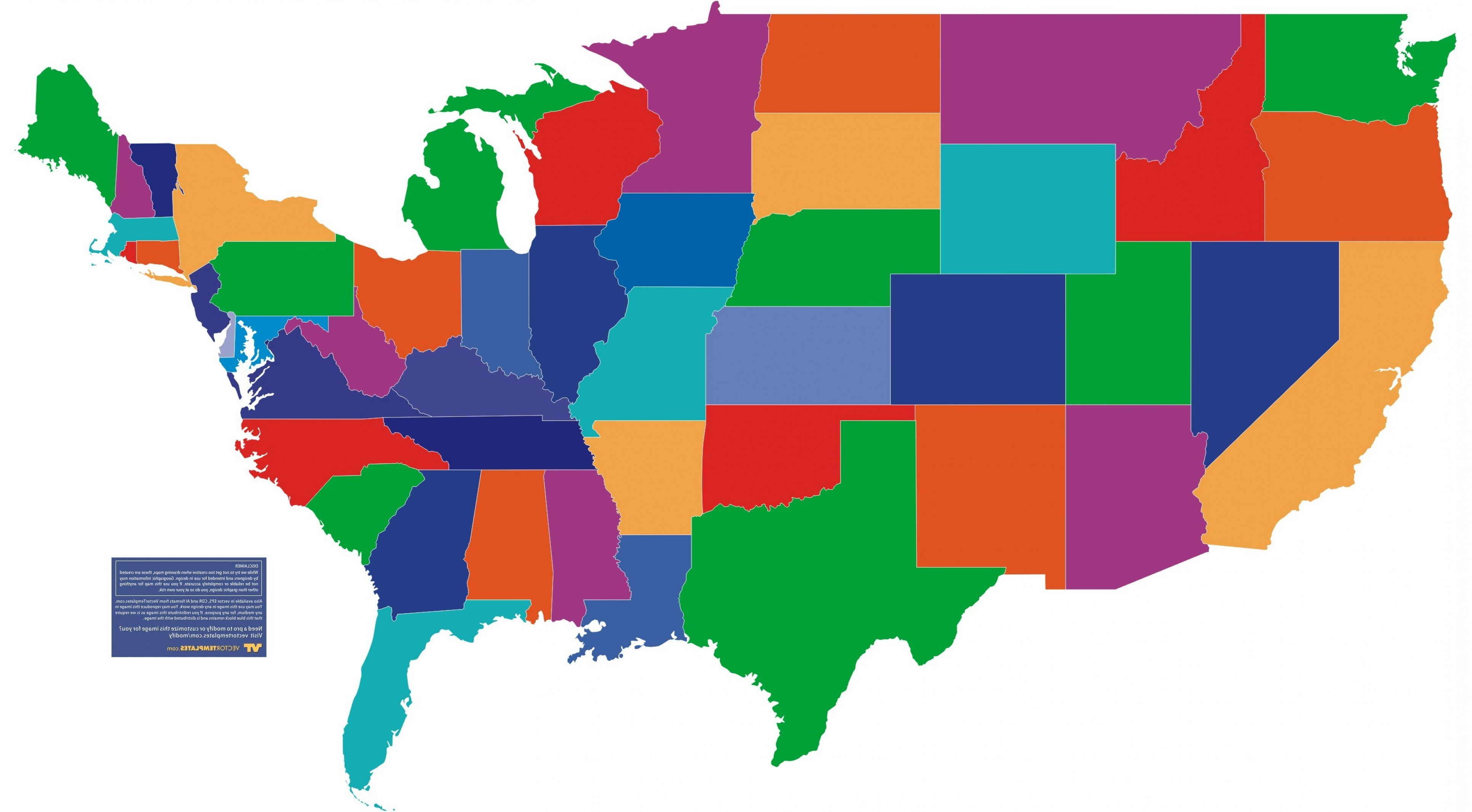3865x2132 Us Map Vector Free Download Usa Clipart Region Save Save Green Us