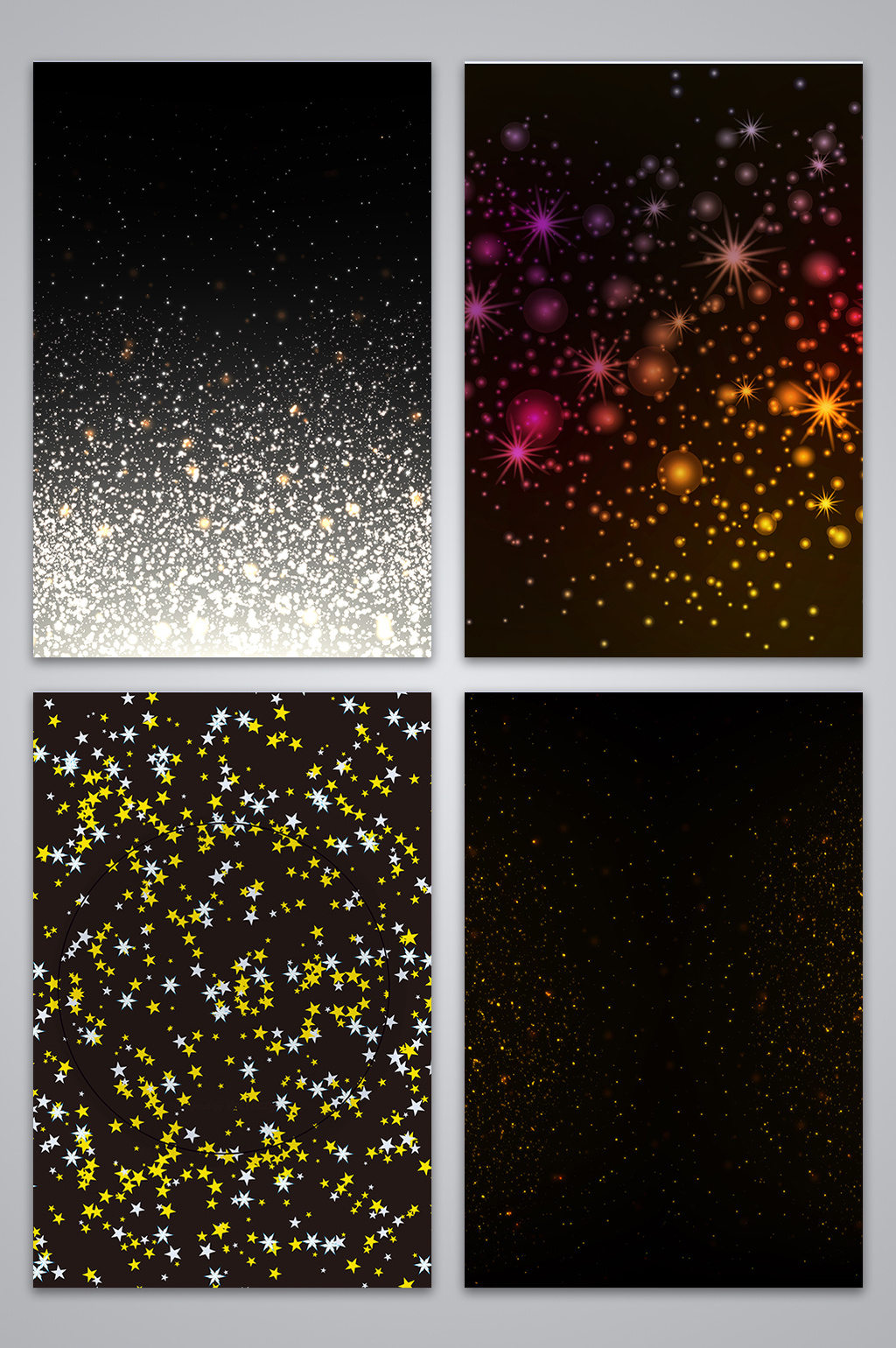 1024x1540 Starry Universe Vector Design Background Image Free Download Pikbest