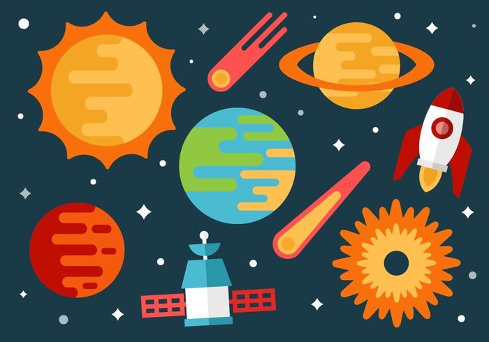 700x490 Universe Free Vector Art