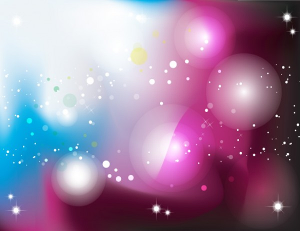 600x462 Abstract Universe Vector Background