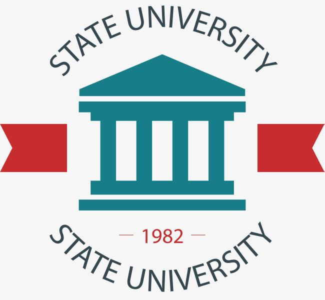 650x600 Vector University School Emblem, The University, School Emblem