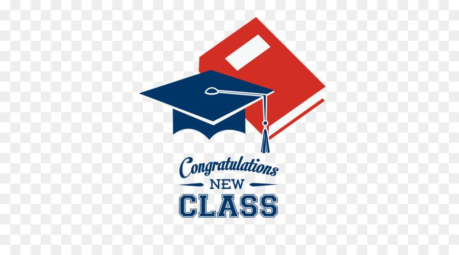 900x500 Vector University Graduation Logo Png Download