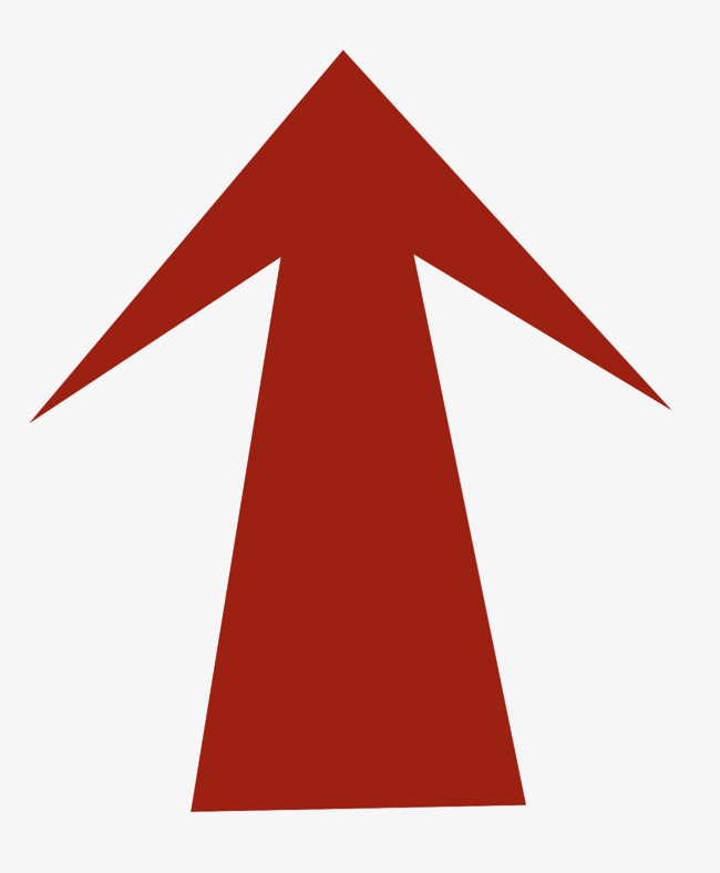 650x788 Red Up Arrow, Arrow Vector, Gules, Red Arrow Png And Vector For