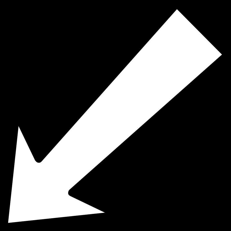 958x958 Up Arrow Vector Sign Logo Logos Rates