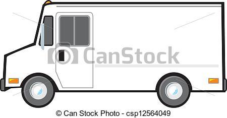 450x234 Ups Van Clipart