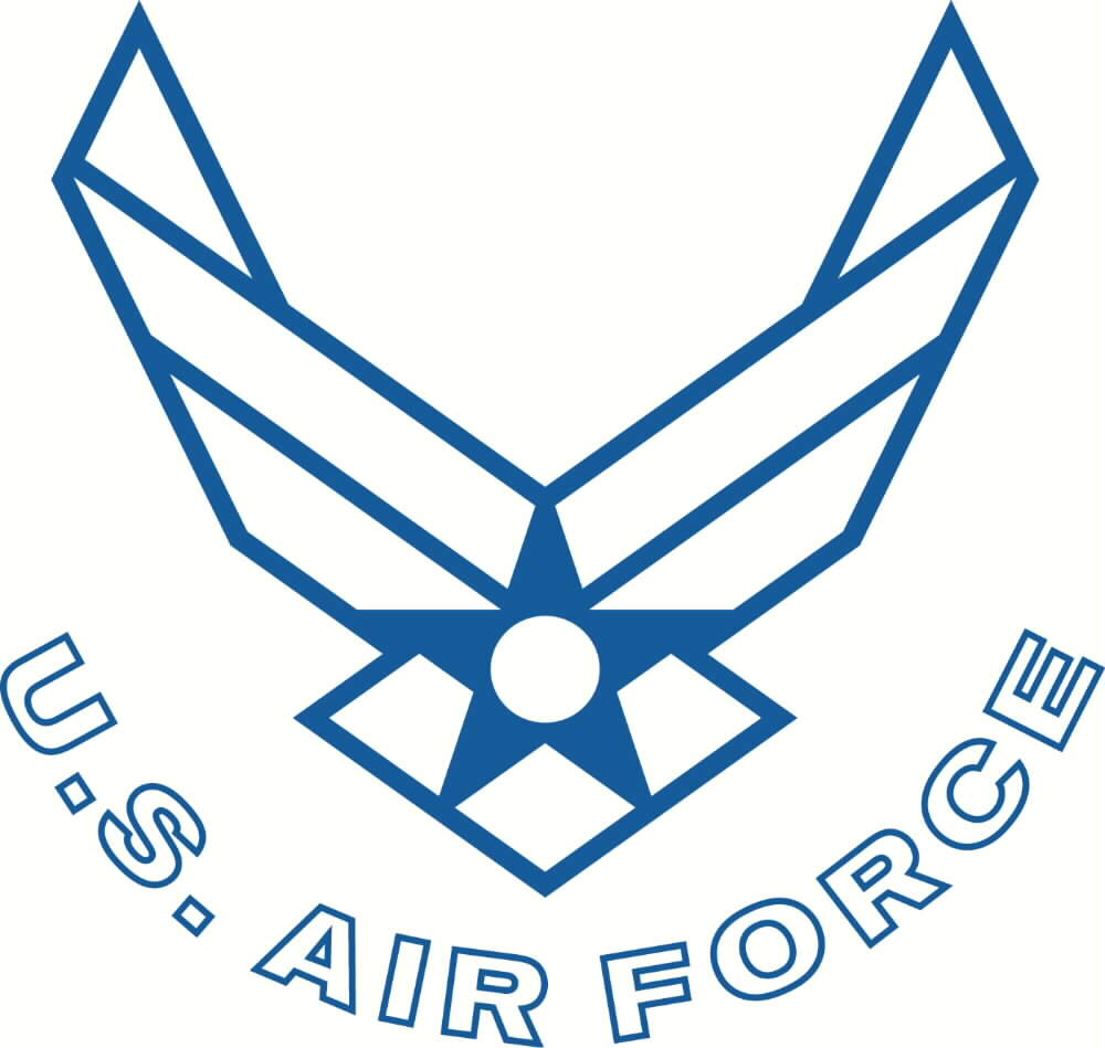 1000x949 United States Air Force Logos