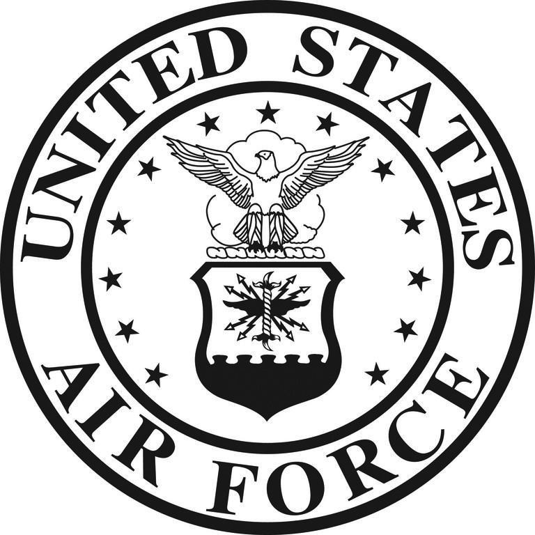 768x768 Air Force Falcons Logo Vector