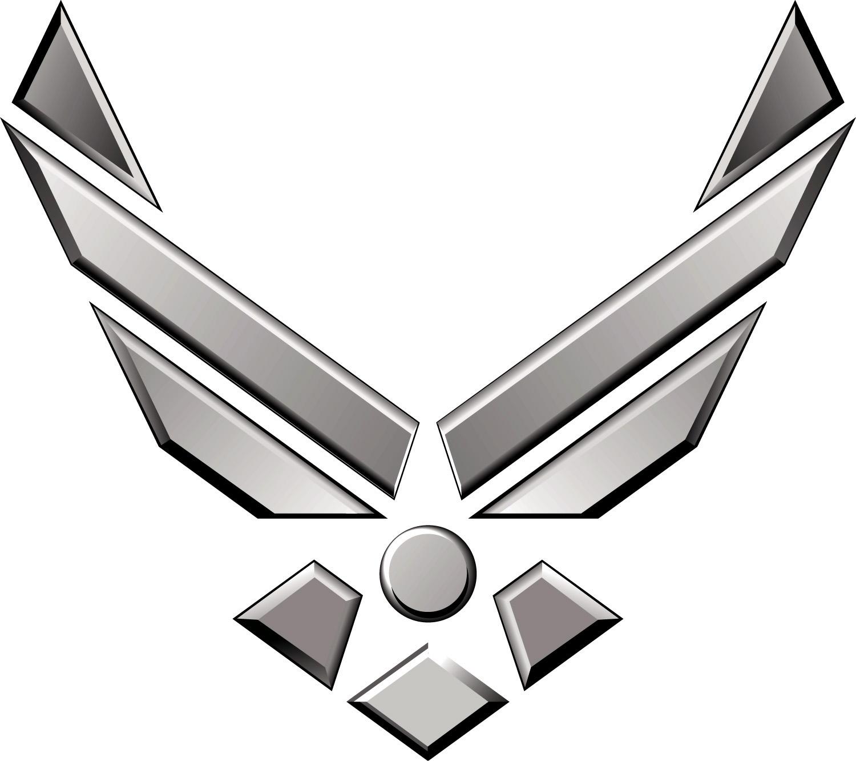 1500x1332 Air Force Wings Logos