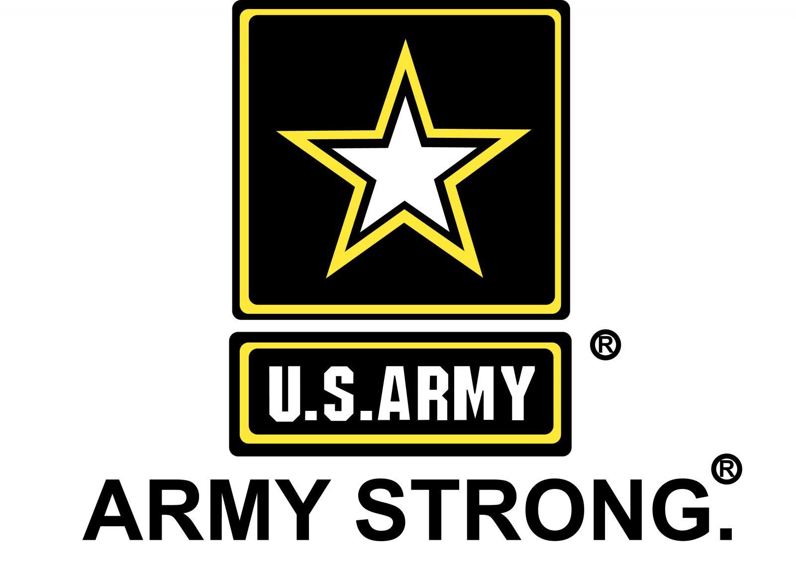 1600x1152 Army Logos
