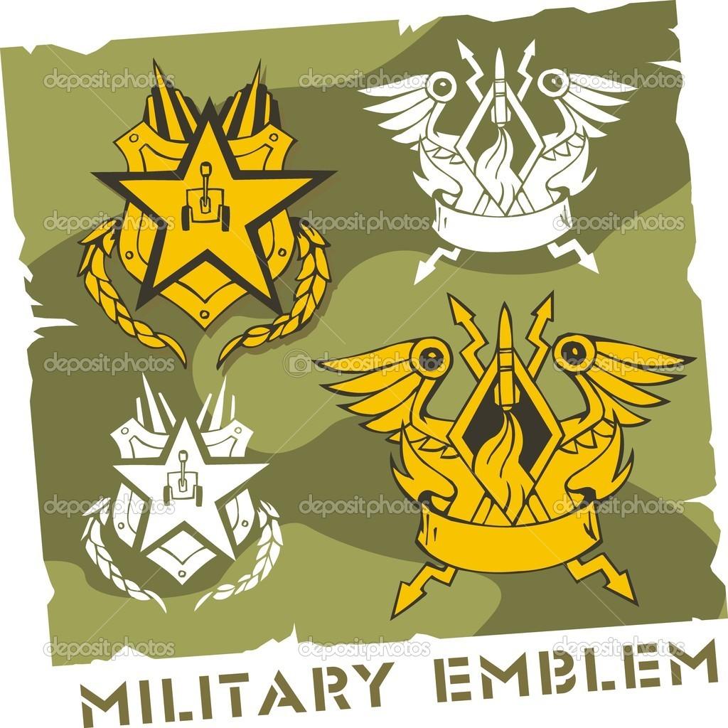 1024x1024 U.s. Army Seal Clipart