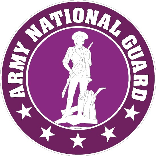 547x547 Us Army National Guard Logo Free Vector In Adobe Illustrator Ai