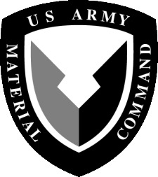 225x253 Us Army Material Command Logo Free Vector 4vector