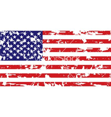 Us Flag Vector Free