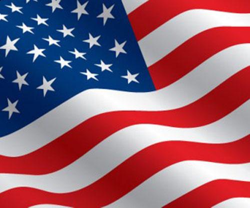 500x417 15 Best American Flag Vectors