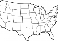 200x140 Usa Map Outline Vector N3x