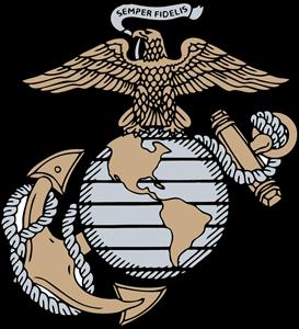 273x300 Marines Logo Vectors Free Download
