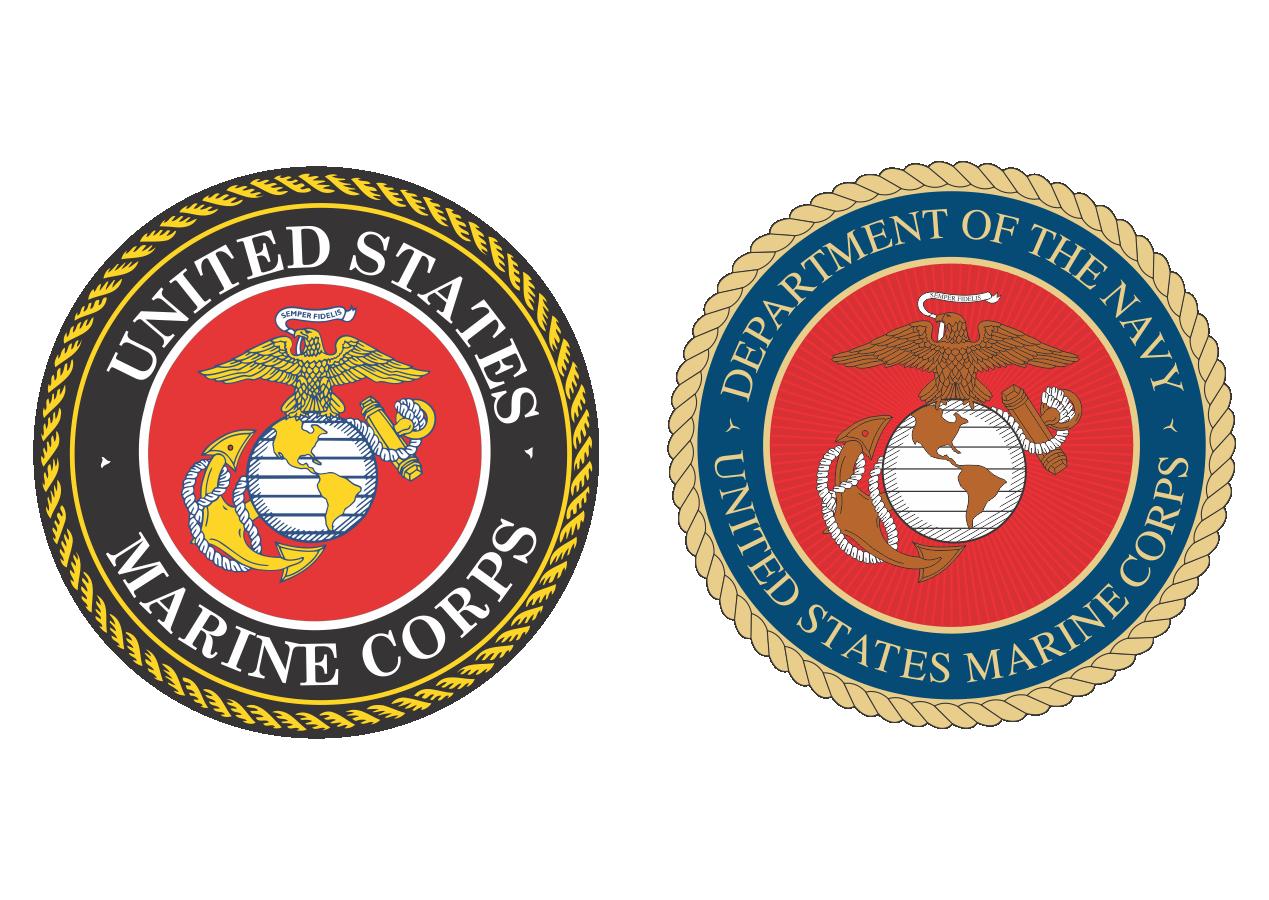 1269x900 Us Marine Corps Logo Vector Vector Logo Download