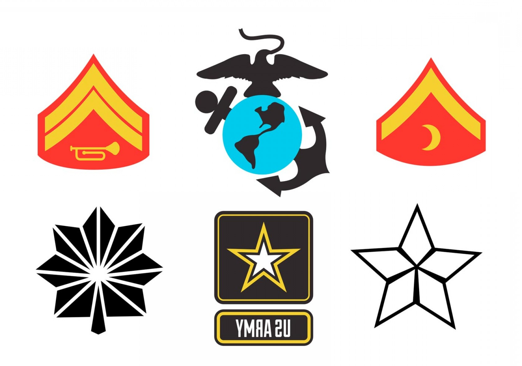 1680x1176 Us Marines Military Vector Art Arenawp