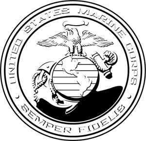 300x291 Us Marines Corps Logo Vector (.ai) Free Download